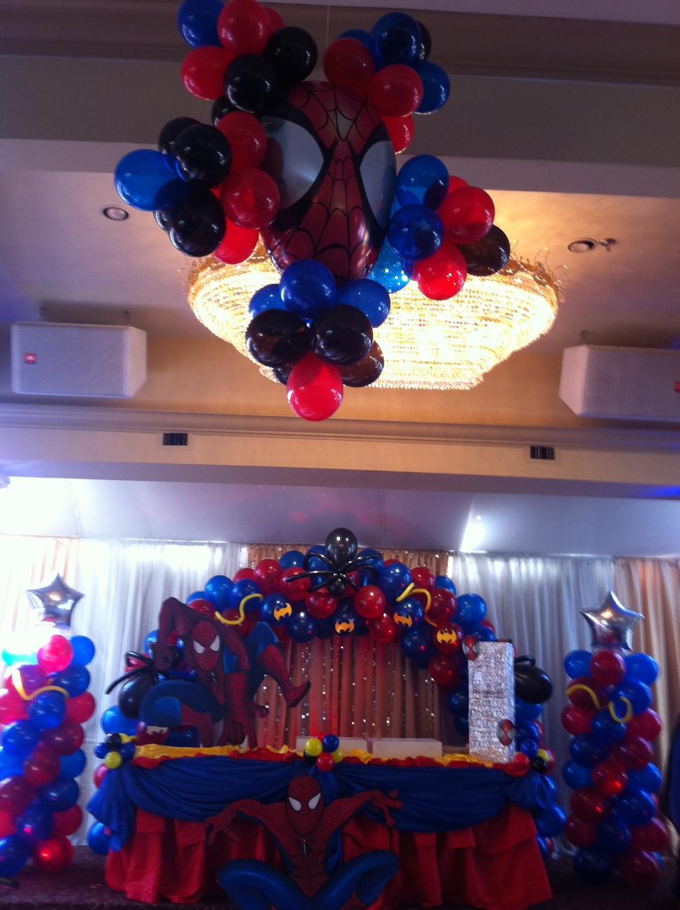 Balloon decorations Toronto