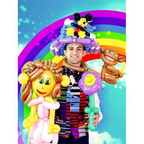 Mike The Balloon Artist | Entertainers | Fiesta4Kids