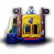 pirate jumping castle for rent