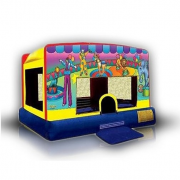 circus bouncer rentals