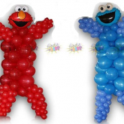 balloon arts elmo