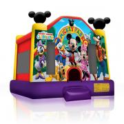 disney bouncer, disney jumping castle