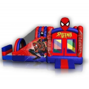 spiderman bouncer